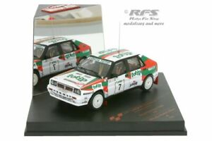Lancia Delta Integrale Rallye San Remo 1988 Cerrato totip 1:43 Vitesse Sunstar