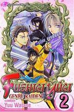 Fushigi Yugi: Genbu Kaiden, Vol. 2
