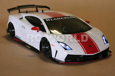 1/10 RC Car BODY Shell  LAMBORGHINI GALLARDO 190mm Body w/ Light Buckets