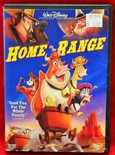 Disney Home on the Range DVD Pre-Viewed Clean Disc PG Widescreen 2329