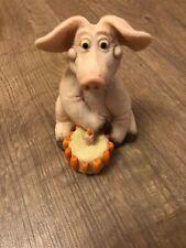 Piggin Happy Birthday Handmade By David Corbridge 1995