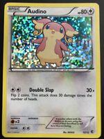 Carte Pokemon AUDINO / NANMEOUÏ 12/12 Holo McDONALD PROMO English NEUF