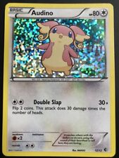 Carte Pokemon AUDINO / NANMEOUÏ 12/12 Holo McDONALD PROMO English NEUF