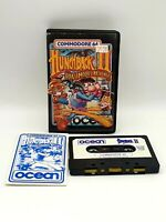Hunchback II 2 - Commodore 64 C64 - Ocean - Rare Clam Shell Box, Manual, Tested