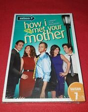 Coffret DVD How I Met Your Mother Saison 7