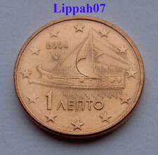 Griekenland / Greece 1 cent 2004 UNC