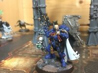 Shadowspear Painted Space Marines Vanguard Captain Acheran Commission AnyChapter
