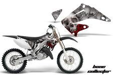 AMR Racing Honda CR 125/250 Shroud Graphic Kit Bike Sticker Decals 02-08 BONES S