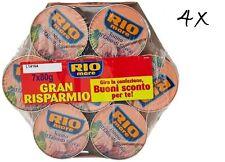 28x Rio Mare Tonno all'olio di oliva 4x Mega pack Thunfisch in Olivenöl 7 x 80g