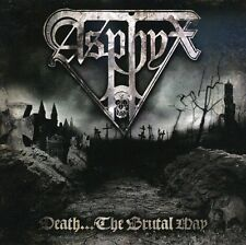 Asphyx - Death the Brutal Way [New CD]