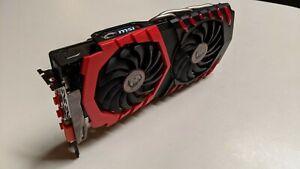 MSI Radeon RX 580 Gaming X 8GB