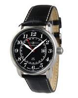 Zeppelin Men's Watch GMT dual time, LZ127 Graf Zeppelin 7642-2