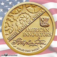 2018 P & D American Innovation - American Innovators $1 2 Coin Set Unc.