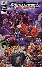Transformers: Armada #7 Comic Book - DreamWave