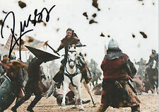 RUSSELL CROWE Signed 12x8 Photo ROBIN HOOD, GLADIATOR & LA CONFIDENTIAL COA
