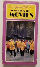 Lawrence Welk - Songs from the Movie [New VHS]