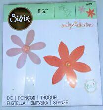 Sizzix Bigz Die encantador Daisy por Emily Atherton RRP £ 14.99 661051