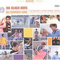 The Beach Boys - Little Deuce Coupe/All Summer Long [CD]