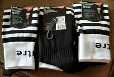 3 Pairs Mitre Soccer Socks Size Youth Shoe Size 3-9 Calcetines De Futbol Comfort