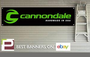 Cannondale Bikes Banner for Workshop, Garage, Synapse, Trail, Sora
