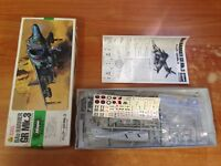 Hasegawa Model Kit No D020-500 - BAe Harrier GR MK3 - 1:72 Scale