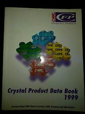 Crystal product data book 1999