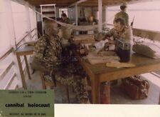RUGGERO DEODATO CANNIBAL HOLOCAUST 1980 VINTAGE PHOTO ORIGINAL #13