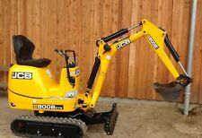 JCB 8008 & 8010 Mini Excavator - Workshop Manual (306 Pages)