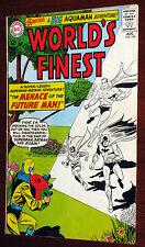 World's Finest #135 FN-  Last Dick Sprang story Superman Batman