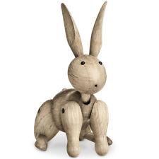 Kay Bojesen Genuine DESIGNER Wooden Rabbit Figurine by Rosendahl 39203