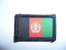 AFGHANISTAN ARMY / POLICE TACTICAL RECOGNITION FLASH.
