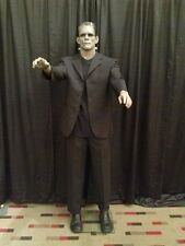 FRANKENSTEIN MONSTER life sized prop statue comic con horror figure
