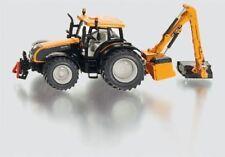 Traktor mit Kuhn Böschungsmähwerk 3659 SIKU Farmer 1 32