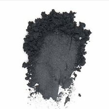 New Younique Mineral Pigment Powder Eye Shadow In Corrupted Matte Black Grey