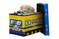 Premier Train Children's Storage Box / Seat Gift