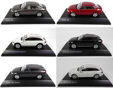 Lot de 6 Audi A4 1/43 Spark - Voiture miniature Diecast Model Car AU10