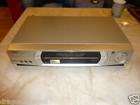 Sharp VC-FH30 High-End 6Head VHS-Videorecorder, ohne FB, 2 Jahre Garantie