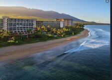 Timeshare at the Marriott Maui Ocean Club Resort in Lahaina, Hawaii!