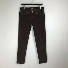 Rock & Republic Jeans - Skinny Fit Corduroy Brown - Tag Size: 29 (33x32) - #5509