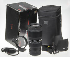 Sigma 70-200mm f/2.8 Apo Ex Dg Macro Hsm for Canon +pouch +ring +hood +Uv *Exc.*