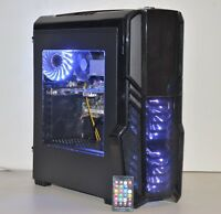 GAMING PC Quad i5 16 GB DDR3 New 480GB SSD GeForce 6 GB GTX 1660 Windows 10 WiFi
