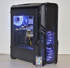 Gaming PC i5-4460 16 GB DDR3 NUOVI 1 TB HDD GeForce 4 GB GTX 1050Ti Windows 10 Wi-Fi