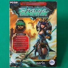 PC - DVD ROM ► Shaiya - Relic of Mystra ◄ NEU & OVP