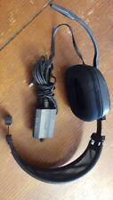Used Gioteck EX-05 Lite Gaming Headset Microsoft XBox 360 see pics please read