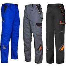 Arbeitshose Bundhose Hose grau blau Berufsbekleidung Arbeitskleidung Gr. 44 - 64