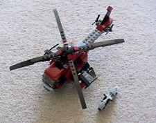 LEGO Superheroes Marvel - Wolverine's Chopper Showdown 6866 - No Minifigs