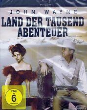 BLU-RAY NEU/OVP - Land der tausend Abenteuer - John Wayne & Capucine
