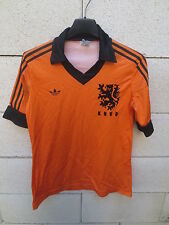 Maillot PAYS-BAS NEDERLAND NETHERLAND Holland vintage ADIDAS shirt jersey trikot