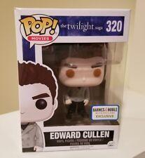 Funko Pop Twilight Saga Edward Cullen Barnes & Noble Exclusive Vampire #320