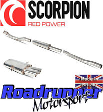 Scorpion Mini Cooper S R56 MK2 Exhaust System Cat Back Resonated Daytona SMN008D